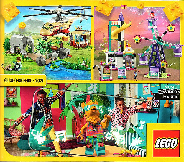 Catalogo Giugno-Dicembre LEGO