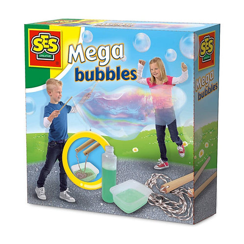 MEGA BUBBLES