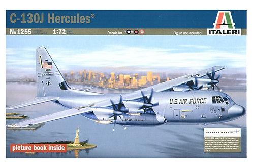 1255 - C-130J HERCULES 1:72