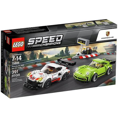 75888 PORSCHE 911 RSR E 911 TURBO 3.0