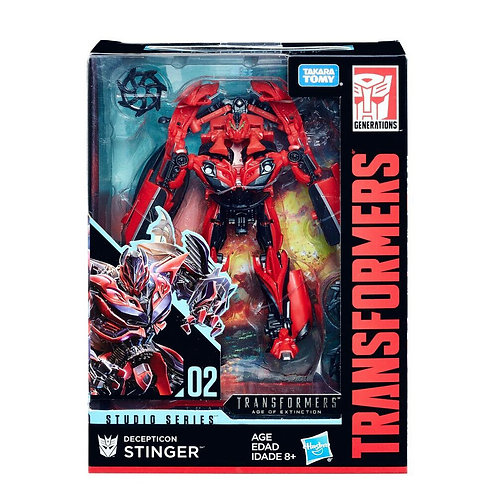 STUDIO SERIES DELUXE STINGER