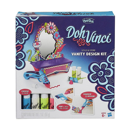 DOHVINCI STYLE AND STORE VANITY DESIGN KIT A7197
