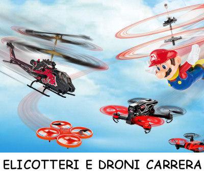 Carrera Droni