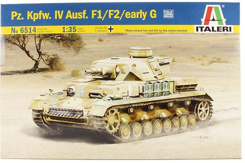6514 - PZ. KPFW. IV AUST. F1/F2 1:35