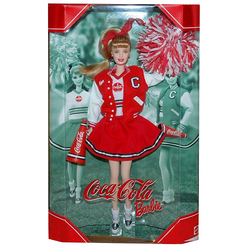 28376 BARBIE COCA COLA SPORTIVA
