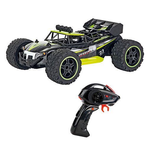 RC BUGGY GREEN