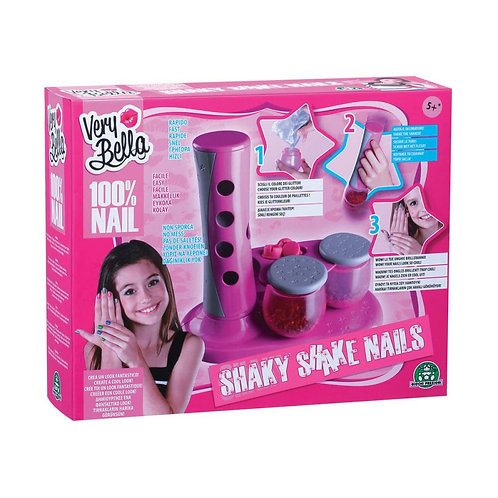 SHAKY SHAKE NAILS