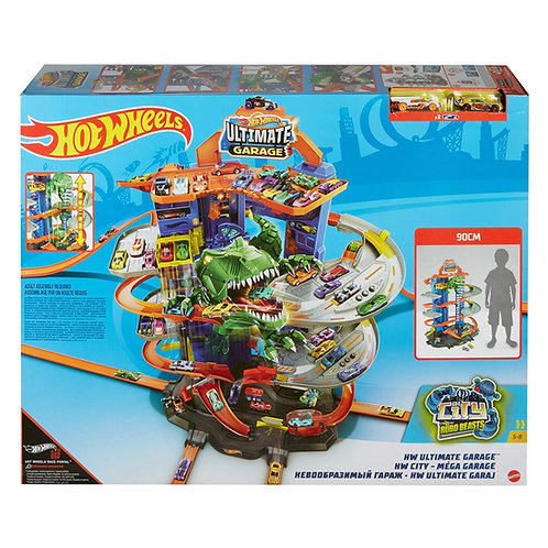 HOT WHEELS ULTIMATE GARAGE GJL14