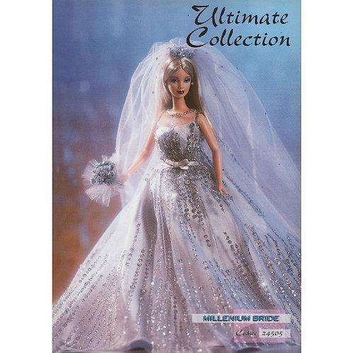 24505 BARBIE MILLENNIUM BRIDE