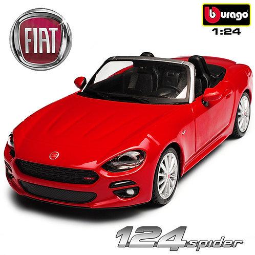 1:24 FIAT 124 SPIDER BURAGO