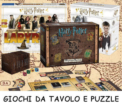 Harry Potter Giochi e Puzzle
