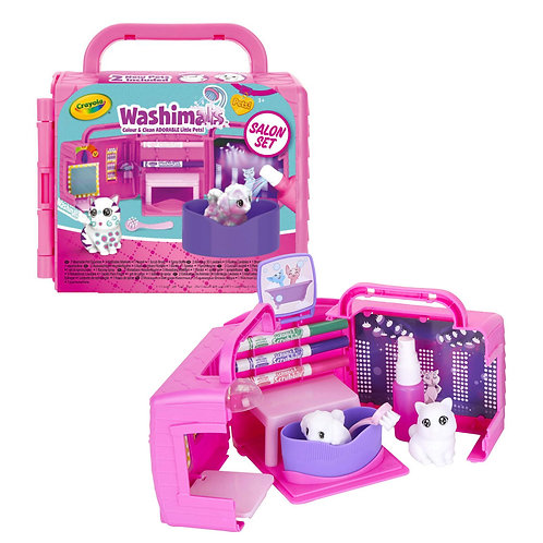 WASHIMALS SET ATTIVITA' SALONE DI BELLEZZA 74-7304