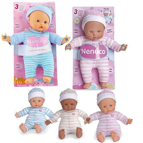 NENUCO BABY SOFT 3 FUNZIONI 12662
