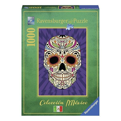 PUZZLE 1000 PEZZI SKULL MEXICO