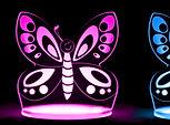 Aloka Butterfly Lamp