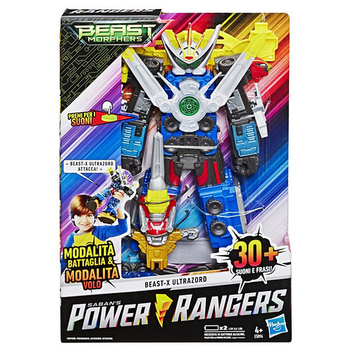 POWER RANGERS BEAST X ULTRAZORD E5894
