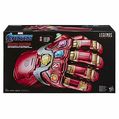 AVENGERS LEGEND GEAR GAUNTLET