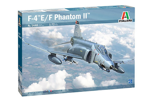 1448 - F-4 E/F PHANTOM II 1:72