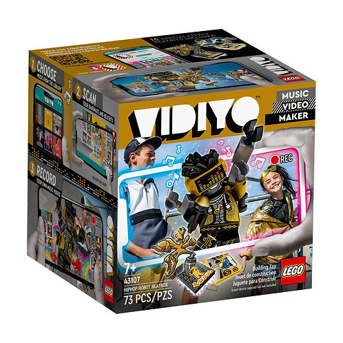 43107 HIPHOP ROBOT BEATBOX VIDIYO