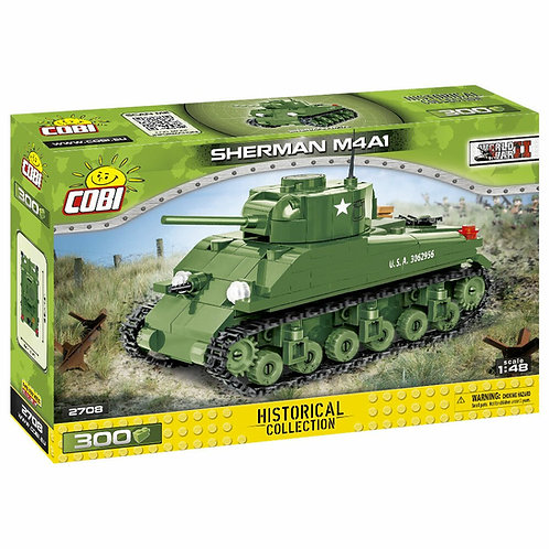 2708 SHERMAN M4A1