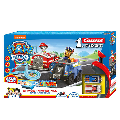 PISTA PAW PATROL RACE AND RESCUE