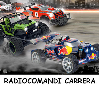 Carrera Radiocomandi