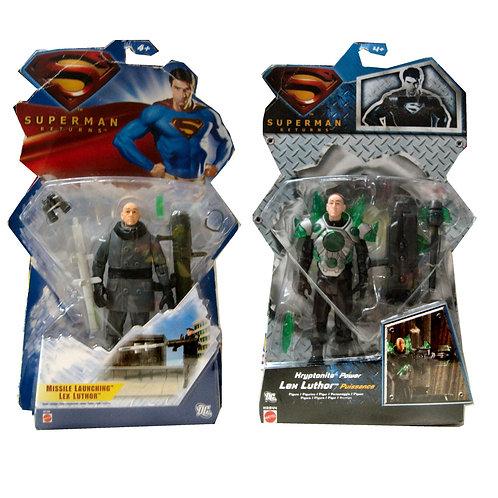 SUPERMAN PERSONAGGI LEX LUTHOR