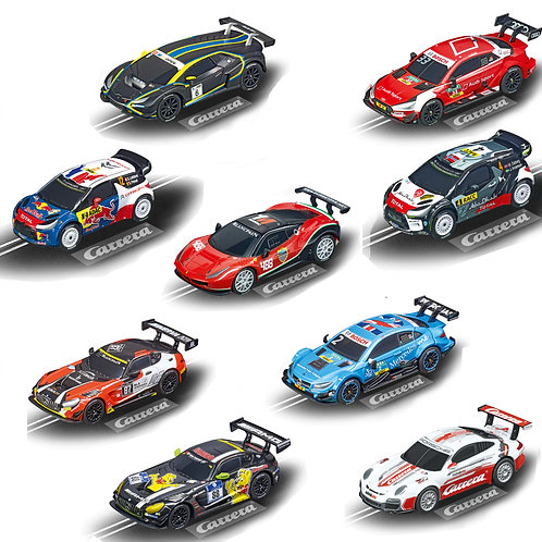 AUTO GO SPORT E RALLY ASSORTITE