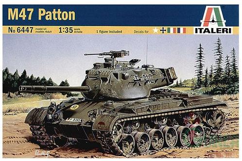 6447 - M47 PATTON 1:35