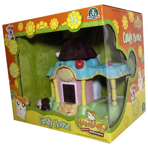 HAMTARO CANDY HOUSE