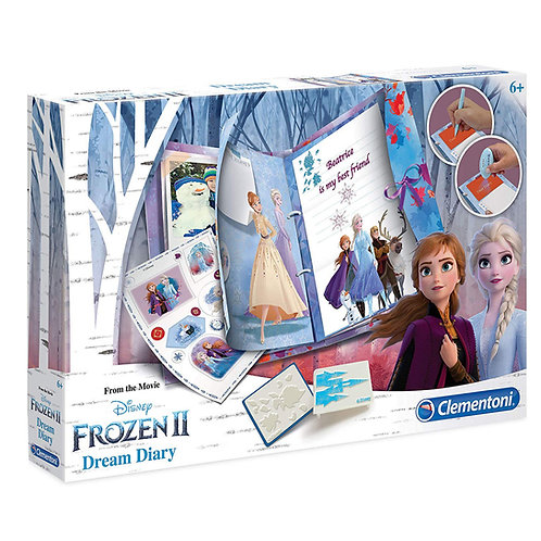 DREAM DIARY FROZEN 2
