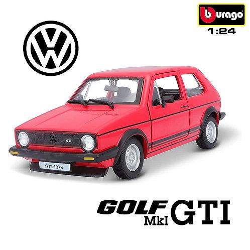 1:24 VOLKSWAGEN GOLF MK1 GTI (1979) BURAGO