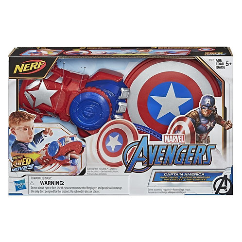 CAPITAN AMERICA ROLE PLAY