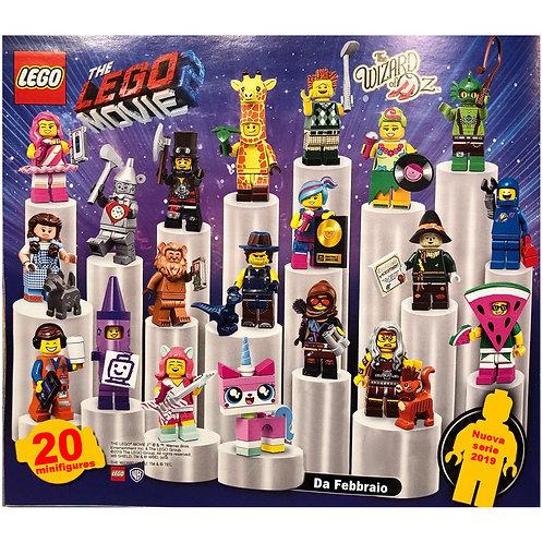 71023 MINIFIGURES LEGO MOVIE 2