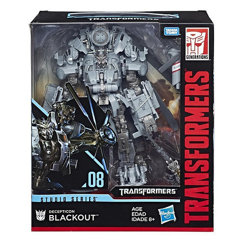 STUDIO SERIES LEADER BLACKOUT