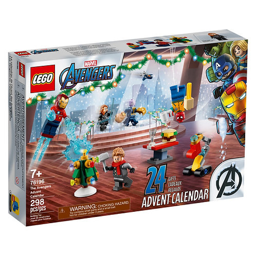 76196 CALENDARIO DELL'AVVENTO LEGO AVENGERS