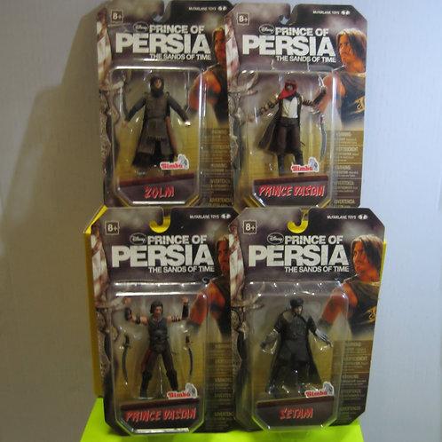 PRINCE OF PERSIA PERSONAGGI 9.5 CM