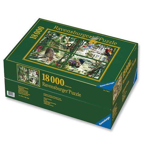 PUZZLE 18000 PEZZI FORESTA TROPICALE 17834