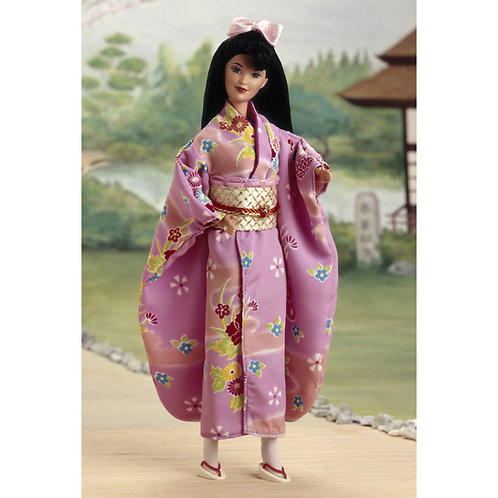14163 BARBIE GIAPPONESE