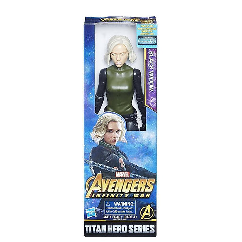 BLACK WIDOW TITAN HERO