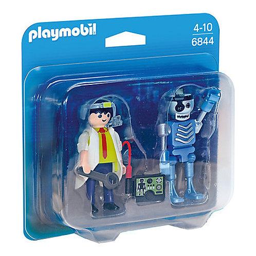 6844 DUO PACK DR. BIOS E ROBOT