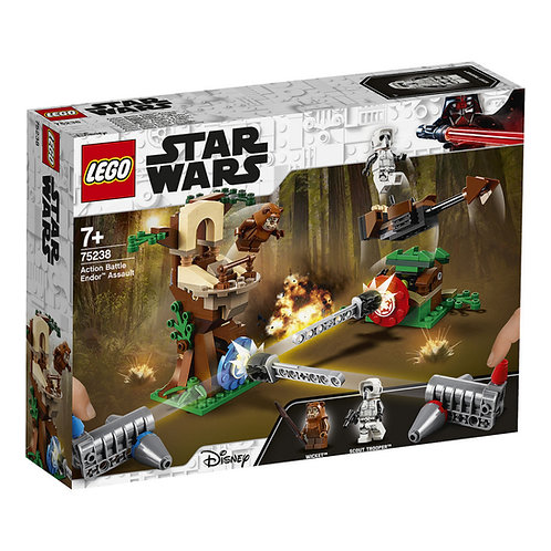75238 ACTION BATTLE ASSALTO A ENDOR