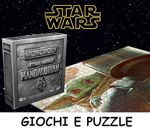 Star Wars Giochi e Puzzle