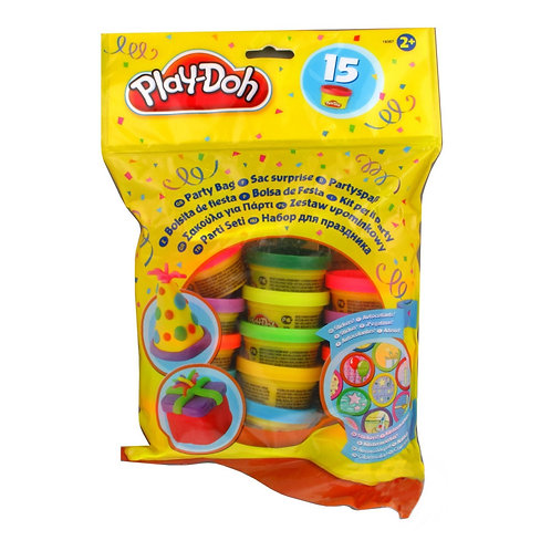 PLAY-DOH PARTY BAG 15 VASETTI 18367