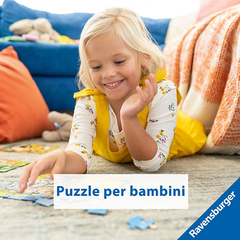 Ravensburger Puzzle Bambini