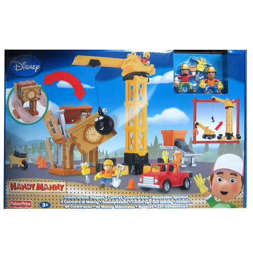 MANNY IL CANTIERE P9831