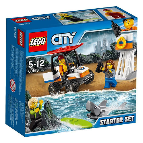 60163 STARTER SET GUARDIA COSTIERA