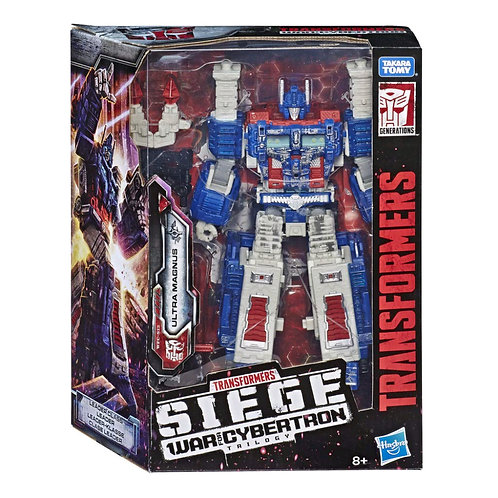 WAR FOR CYBERTRON LEADER ULTRA MAGNUS