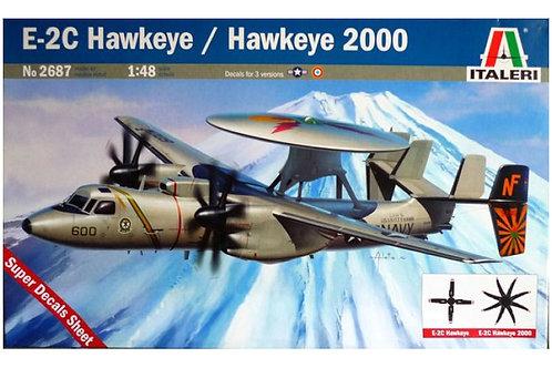 2687 - E-2C HAWKEYE / HAWKEYE 2000 1:48