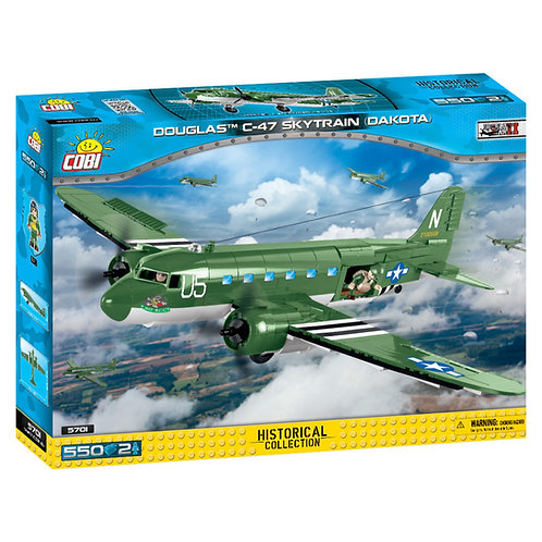 5701 DOUGLAS C-47 SKYTRAIN DAKOTA
